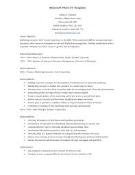 Executive Resume Template Doc Resume Template Doc Microsoft Sample Nursing Student Resume