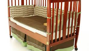 Shermag Tuscany Convertible Crib Cribs Striking Convertible Crib Vs Toddler Bed Admirable