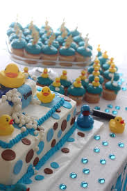 158 best rubber ducky parties images on pinterest ducky baby rubber ducky baby shower with pink in place of some of the blue