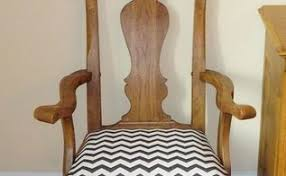 How To Reupholster Dining Room Chairs by French Chair Repair And Makeover Hometalk