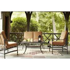 Clearance Patio Furniture Home Depot by Outdoor Patio Furniture Chat Set Outdoor Conversation Sets Home