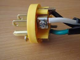 changing a electrical plug talkfestool