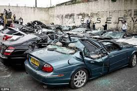 bureau cars philippine s president destroys smuggled luxurious cars worth 1 2