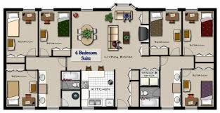 6 bedroom floor plans king henry apartments byu housing provo ut apartment