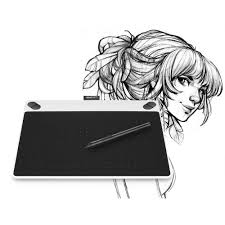 wacom intuos draw pen only tablet small officeworks