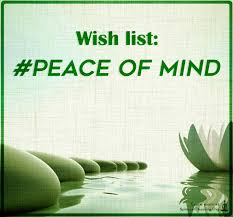 wish list peace of mind spiritualcleansing org wisdom