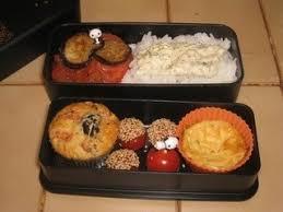 recette d駛euner au bureau recettes pour bento lunch box et autres boîtes à repas