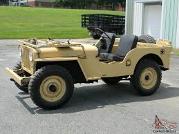jeep army star willys cj 2a army like cj5 cj6 cj7 cj8 wrangler