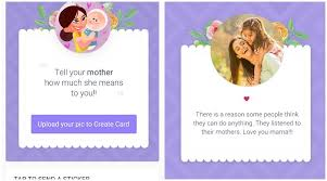 mothers day stickers hike s day microapp lets users send stickers cards to