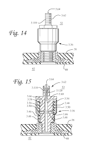 patent us8256467 plug with pressure release valve google patents