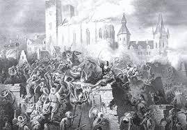 siege of siege of eger 1552