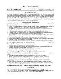Resume In English Sample by Free Sample Resume Cover Letter