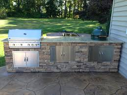 Bull Bbq Island Bret Webster Built This Amazing Bbq Island With Bbq Coach Pro