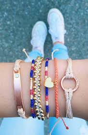 Gold Wave Ring Pura Vida Bracelets The 1001 Best Images About Bracelet On Pinterest Pura Vida