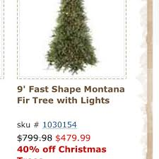 best 9ft montana fir tree for sale in holston river
