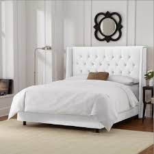 skyline furniture velvet king tufted wingback bed light gray skyline furniture wingback bed skyline furniture tufted