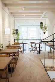 sla amsterdam salad bar bar interior interiors and cafe design