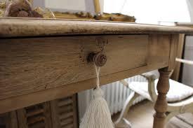 bureau ancien en bois bureau ancien décapé je chine pour vous