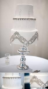 10 art deco wedding cakes easy weddings