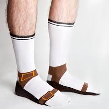 silly socks sock sandals spreester