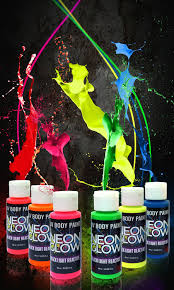 neon party ideas awesome neon glow in the party ideas