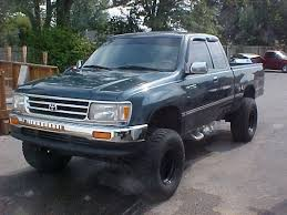 toyota t100 truck 1995 toyota t100 4 800 or best offer 100214933 custom lifted