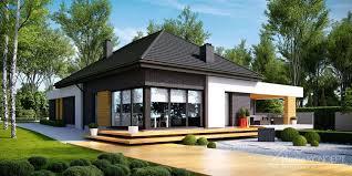 projekt domu parterowego homekoncept 27 bungalow house interior