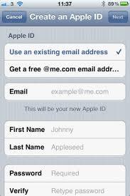 membuat icloud baru di pc cara gratis membuat akun icloud dan membuat email me com