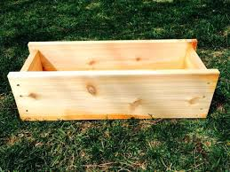 planter box diy planter box how to make planter outdoor modern