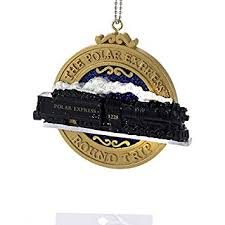 polar express ornament home kitchen