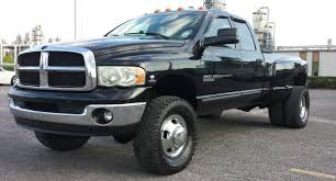 dodge one ton trucks for sale 2005 dodge 3500 diesel dually 4x4 truck for sale in
