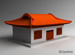 norwegian house 3d model download free 3d land net