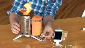 charge your phone charge your phone with fire