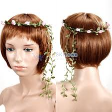 festival flower headbands fashion bohemian style women s festival wedding party floral