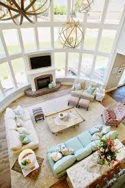Best Coastal Living Rooms Images On Pinterest Coastal Living - Beach house interior designs pictures