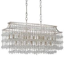 Rectangular Chandelier With Crystals Chandelier Crystal Hangers Thesecretconsul Com