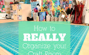 How To Organize Craft Room - how to really organize your craft room pop craft