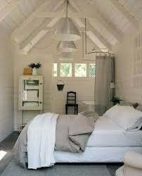 Best Attic Rooms With Slopedslanted Ceilings Images On - Attic bedroom ideas