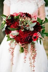 Bridal Bouquet Ideas Red Wedding Bouquet Ideas
