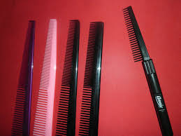 phenomenalhaircare hair combs colors shapes and quality