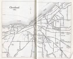 Cleveland Ohio Zip Code Map by Download Free Ohio Maps