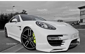 porsche panamera bodykit kit for 2011 2013 porsche panamera 970 cat style auto parts