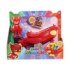 amazon pj masks owl glider show fits