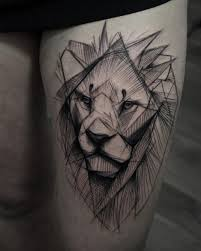 50 lion tattoos that are 100 percent epic tattooblend