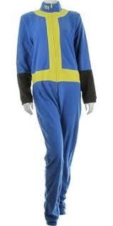 fallout vault jumpsuit 4 vault 111 jumpsuit union suit