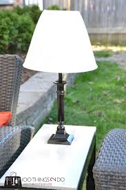 diy outdoor lighting without electricity diy outdoor lighting diy solar l things fixtures patio without