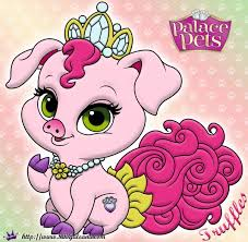 princess palace pets coloring page of truffles skgaleana