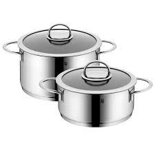 wmf vignola nonstick cookware set 4 piece save 78