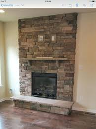 stone fireplace surrounds for gas fireplaces hearth ideas surround