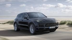 Porsche Cayenne Suv - 2019 porsche cayenne gts rendered as the suv porsche may not build